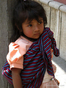 Little Guatemala GIrl