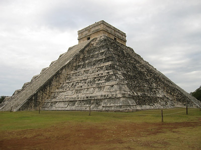 Chichen Itza Maya Temple