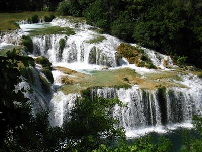 Skradinski Buk, Krka, Croatia
