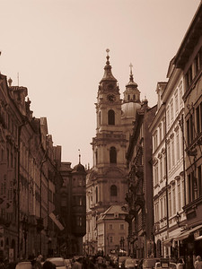 Meandering the Streets of Prague