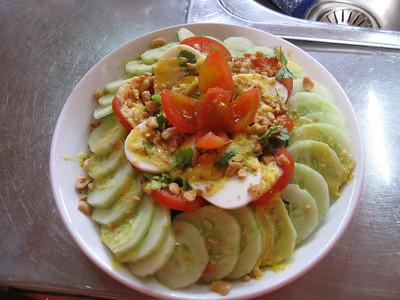 Luang Prabang Salad