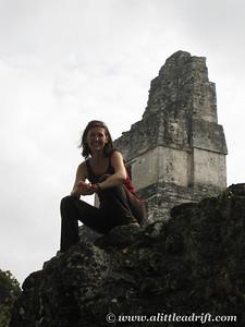 Jaguar at Tikal