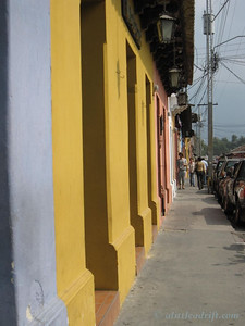 Bright Streets of Antigua