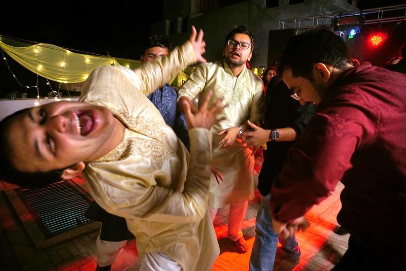 Fun and Friends - sahil's sangeet