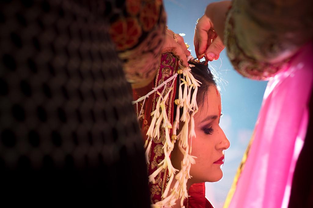 sindoor - divya weds anupras