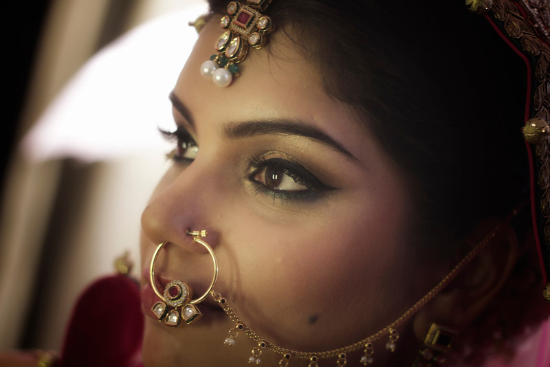 dreamy eyes - pribridal photography
