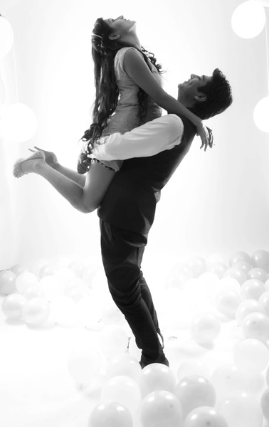 pre wedding photography in studio