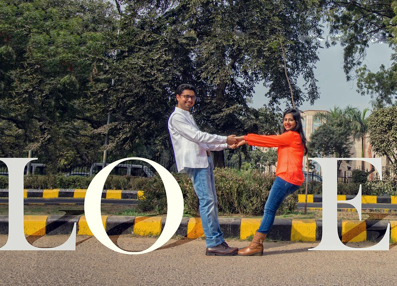 Prewedding shoot at Lodhi Road