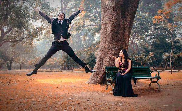 pre wedding shoot at lodhi gardens