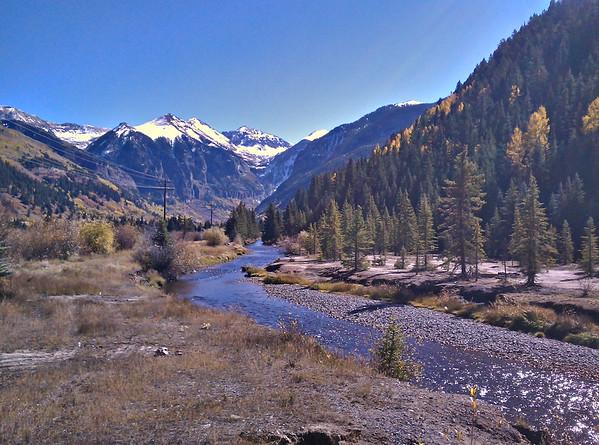 River Walk On both Sides