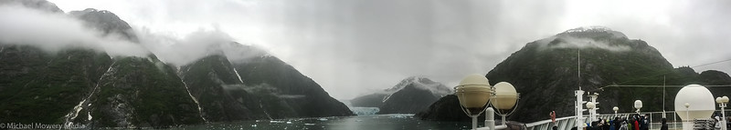 Alaska Cruise: Tracy Arm and Sawyer Glacier