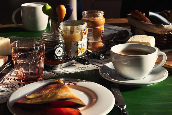 le petit déjeuner | breakfest