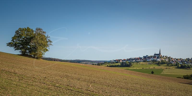 Kallenhardt - le village de mon enfance   the village of my childhood