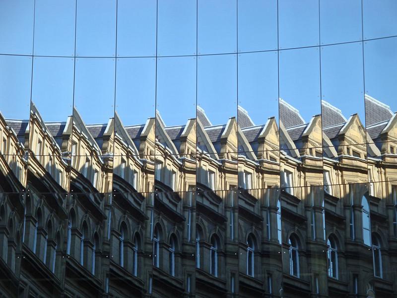 Cityscape Leeds UK 2010