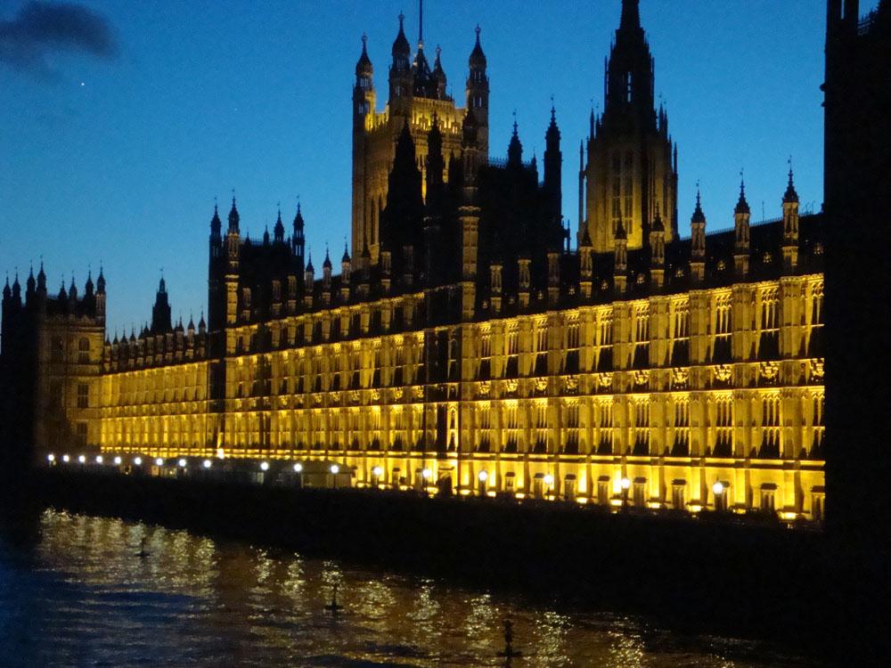 Westminster Palace London 2008