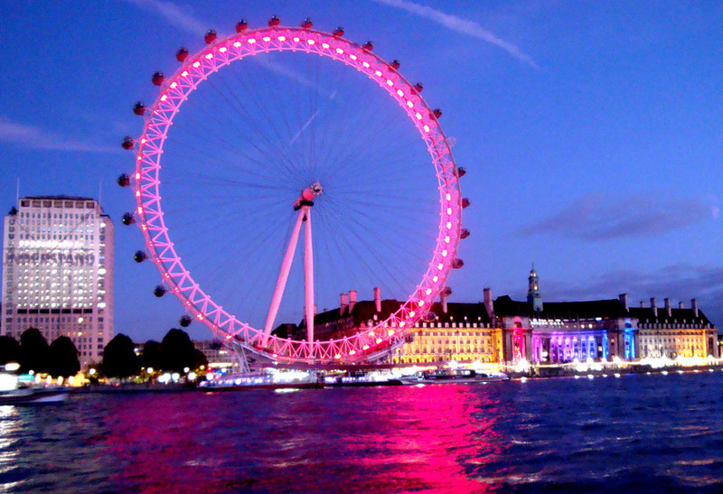 London Eye 2009