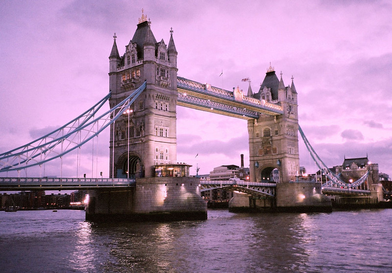 Tower Bridge London 2004