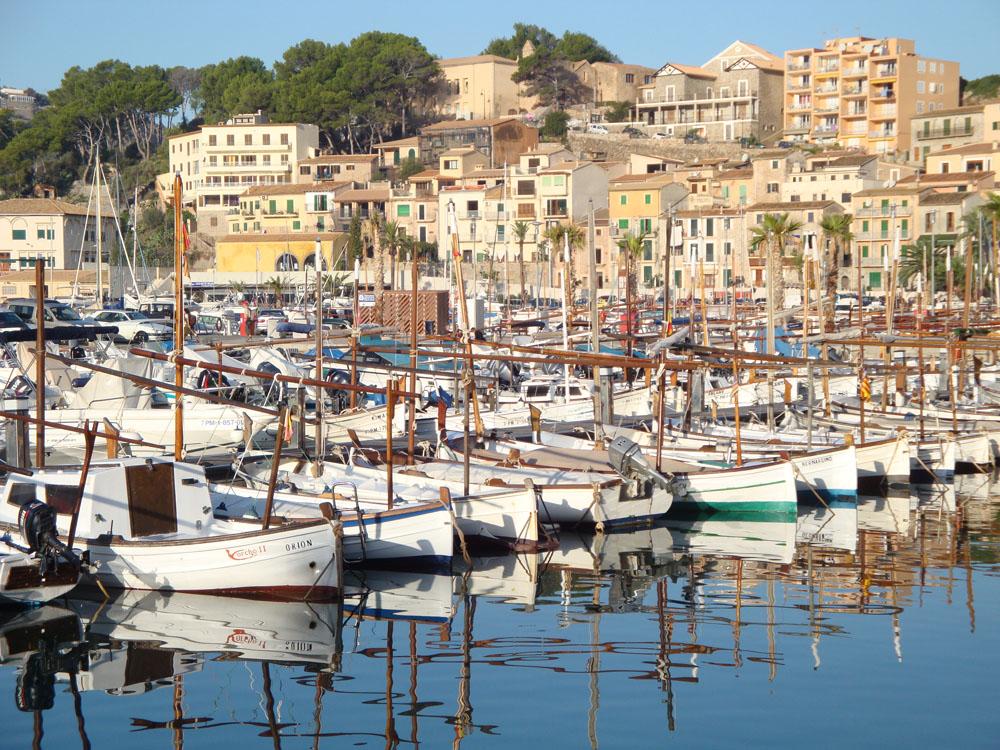 Marina Port de Soller Mallorca 2008