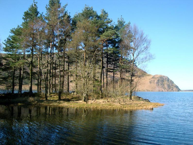 Island Lake District UK 2009