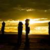 Great Salt Lake Sunset-20100606138