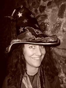 Jasmijn halloween Brighton 2009