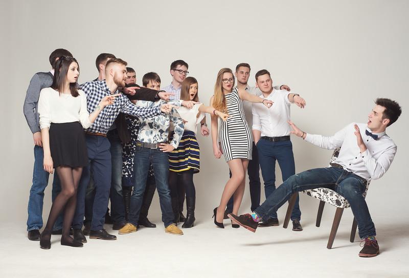 если налет как фотографировать группу людей в студии растение имеет несколько