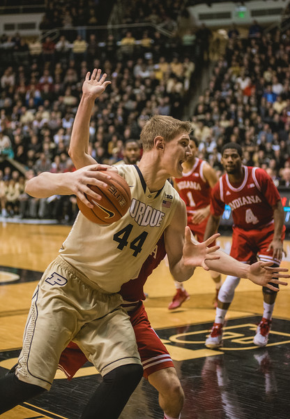 Purdue - IU Game 2015
