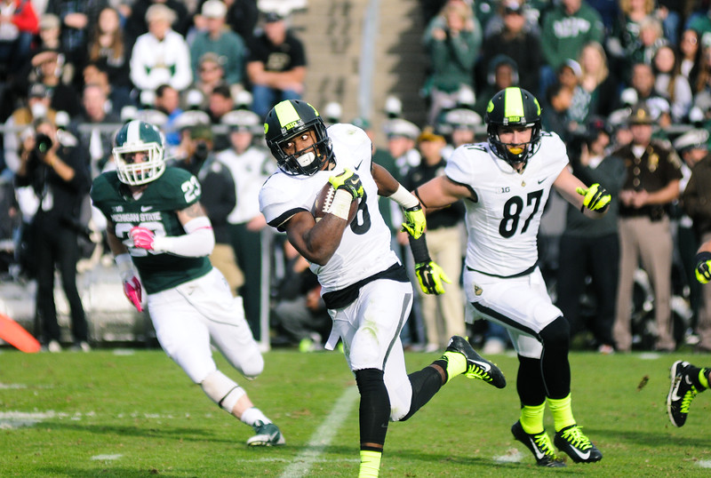 Purdue vs Michigan State 2014