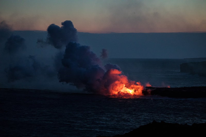 Lava Sea Entry Point