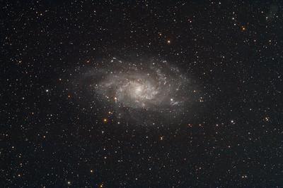M33 | The Triangulum galaxy