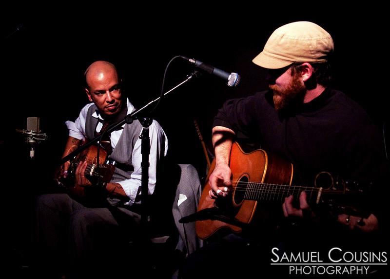 Samuel James & D Gross