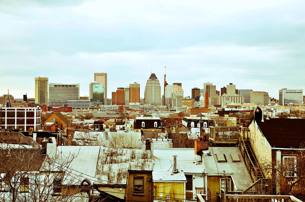 Downtown - Baltimore Maryland