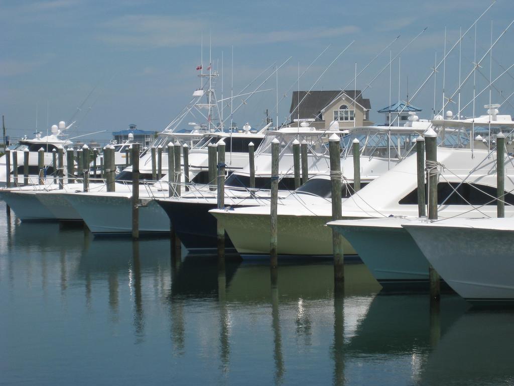 Boats - Ocean City Maryland