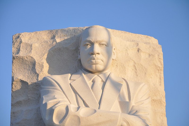Martin Luther King Memorial II - Washington DC