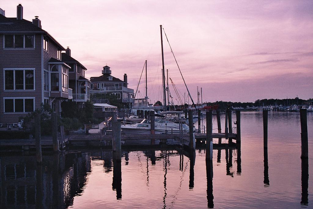 Dusk - Lewes Delaware