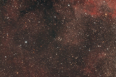 M29   Open cluster in Cygnus