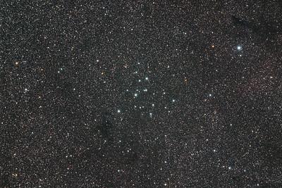 M39   Open cluster in Cygnus