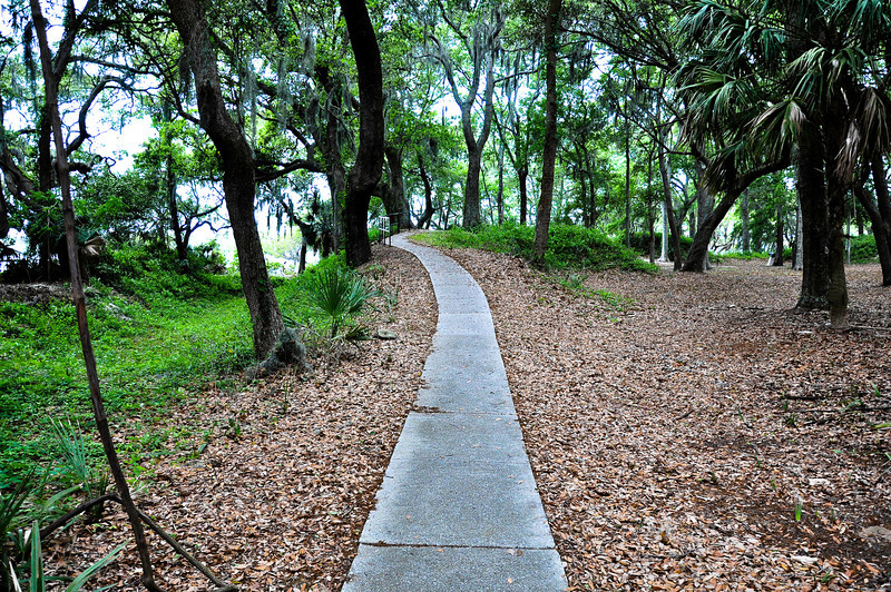 Pathway - Hilton Head Island South Carolina