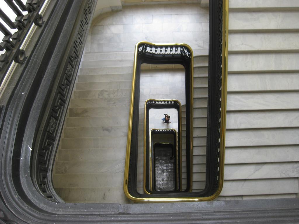 Stairwell - Washington DC