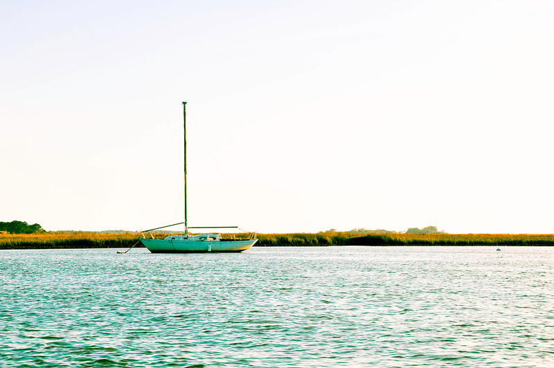 Sailboat - Hilton Head Island South Carolina