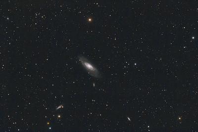 M106 | Galaxy