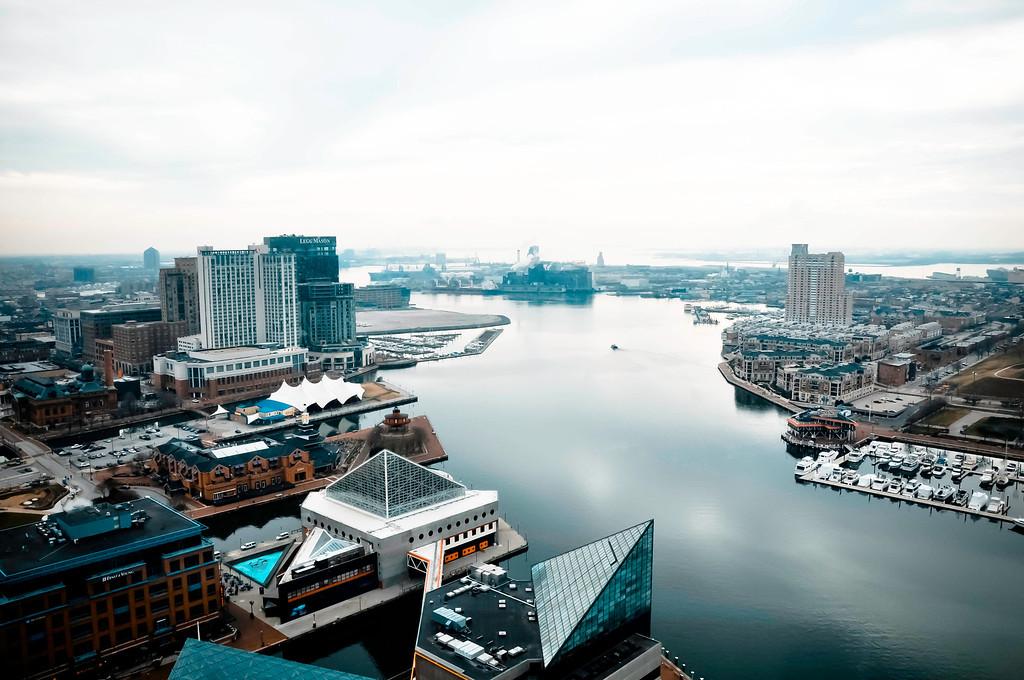 Inner Harbor - Baltimore MD