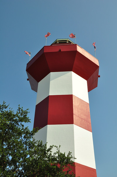 Lighthouse at Harbor Town - Hilton Head Island South Carolina