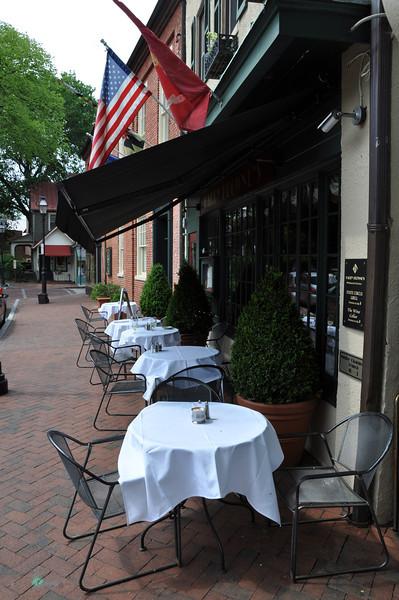 Sidewalk Café - Annapolis Maryland