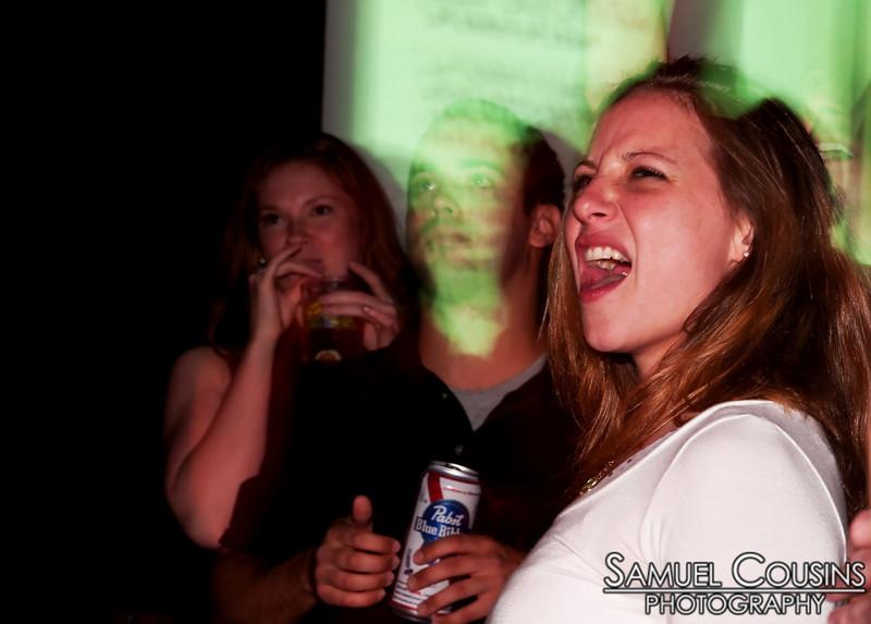 Kill the Karaoke, at Empire
