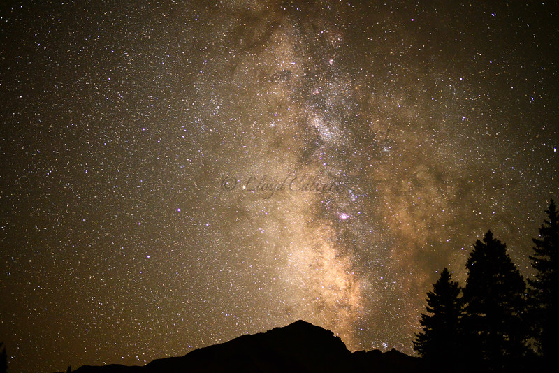 Milky Way Navajo Lake