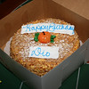 Dio's birthday cake.