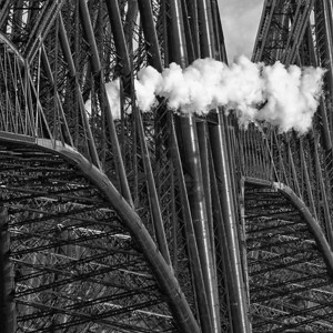 Forth Bridge Steam