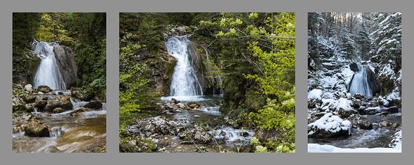 Waterfall Seasons