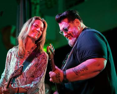 Kate and Nick Moss @ The Legendary Rhythm & Blues Cruise #34